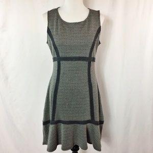 Anthropologie Tabitha Sleeveless Sheath Dress